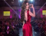 هيفاء وهبي تظهر لجمهورها بفستان أزرق ملفت .. شاهد