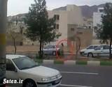 بالصور: فتاة ايرانية تتحدى الواقع وتسير عارية في الشارع