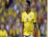 برشلونة يلاحق مدافع كولومبيا الشاب