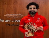 "صلاح يفوز بجائزة ""بي بي سي"" لأفضل لاعب إفريقي"