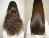 بدون كوافير.. طريقة طبيعية لفرد الشعر