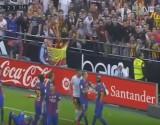 بالفيديو: ميسي ينفجر بالسباب في وجه جمهور فالنسيا