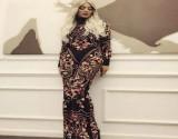 ملابس مايا دياب تثير الجدل.. وهكذا بدت بالشعر الطويل!