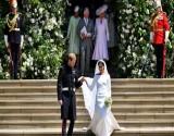 وسائل الإعلام تكشف ما حدث لزهور حفل زفاف الأمير هاري وميغان ماركل