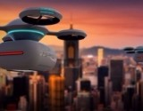 بالصور: طائرة دون طيار لتبادل الطعام بين الجيران