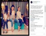 بالصور : هيفاء وهبي تنشر صور شقيقاتها.. وتحذر متابعيها