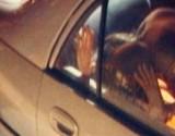 القبض على شاب وفتاة في مشهد فاضح  داخل سيارة في الكويت