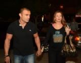 غسان المولى انفصل عن زوجته إيمي؟