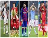 قائمة أفضل 10 هدافين في الدوريات الخمسة الكبرى خلال المواسم الثلاثة الأخيرة