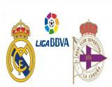 بث مباشر | ريال مدريد و ديبورتيفو لاكرونيا - الدوري الاسباني