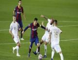 برشلونة يفتتح مشواره في دوري الأبطال بخماسية في شباك فيرينتسفاروش الهنغاري (فيديو)