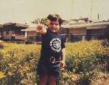 صورة| هذا الطفل أصبح أوسم واشهر نجم عربي