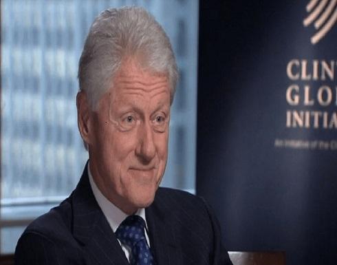 بالفيديو.. فضائح جنسية جديدة تهدد بيل كلينتون