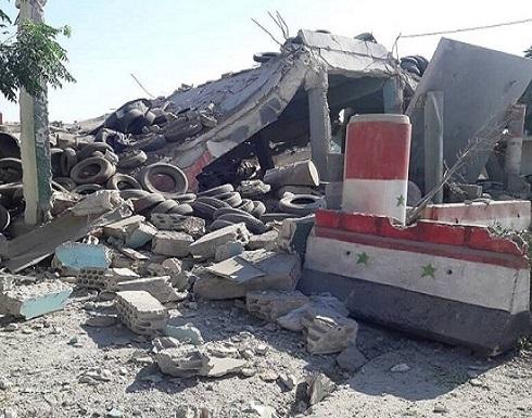 """سوريا.. تفجير مقر لحزب """"البعث"""" بعد إخلائه وترقب حذر في درعا"""