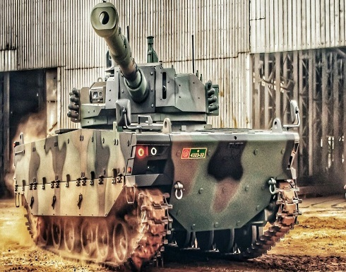 """بعد إندونيسيا.. دول أخرى تُقبل على شراء دبابة """"النمر"""" التركية"""
