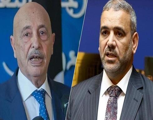 لإنقاذ الحوار الليبي.. مساعٍ مغربية لجمع المشري وعقيلة