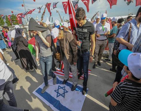حماس ترد على اتهامات الاحتلال بشأن دور تركيا في القدس