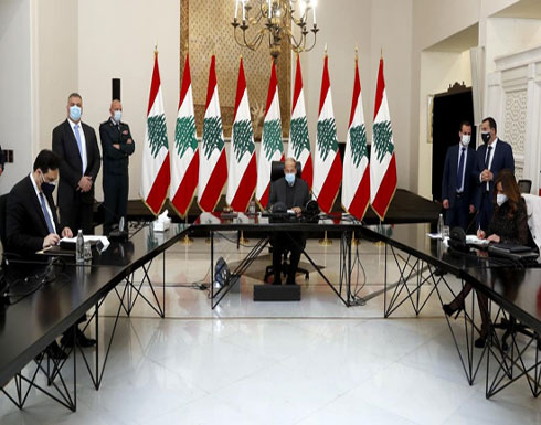 العثور على مواد خطرة في منشأة نفطية بجنوب لبنان