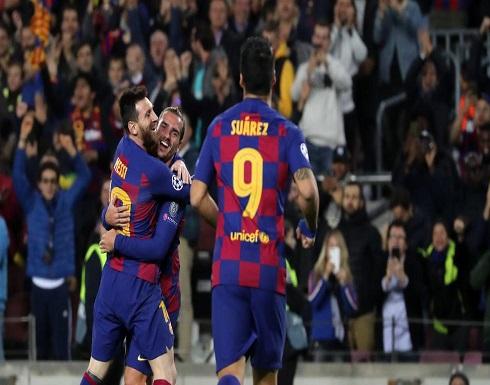 مثلث الرعب الكتالوني يتفوق على ريال مدريد قبل الكلاسيكو