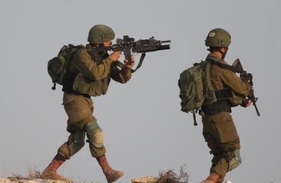 إصابة جندي إسرائيلي على الحدود مع مصر