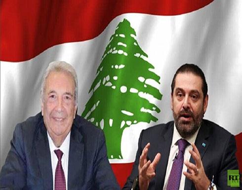 الحريري: لن أشارك في الحكومة وأدعم ترشيح سمير الخطيب لرئاستها