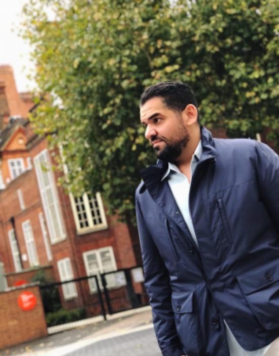 هيفاء حسين لحسين الجسمي.. سيد الأناقة والأخلاق