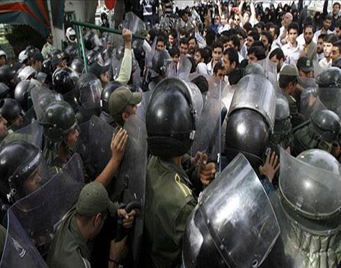 مقتل إيراني في مظاهرات وسط البلاد