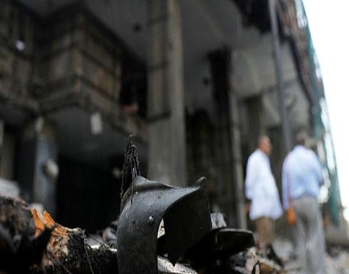 """شاهد.. جنازة مهيبة لضحايا تفجير """"معهد الأورام"""" الإرهابي في مصر"""
