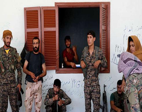 """""""قوات سوريا الديموقراطية"""" تنفي تجنيد الأطفال"""