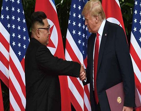"""ترامب يعدد مكاسبه من لقاء كيم.. ويبشر بـ""""التاريخ الجديد"""""""