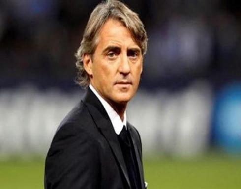 تعيين مانشيني مدربا جديدا للمنتخب الإيطالي