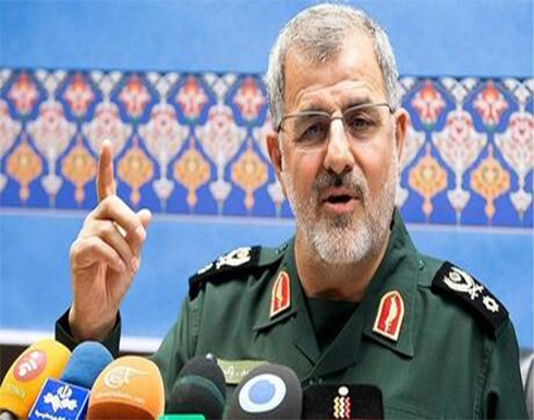 قائد القوات البرية للحرس الثوري الإيراني يتفقد الحدود مع قره باغ