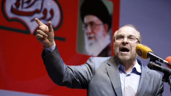 رئيس برلمان إيران يقر: ورقة اليورانيوم لمساومة أميركا