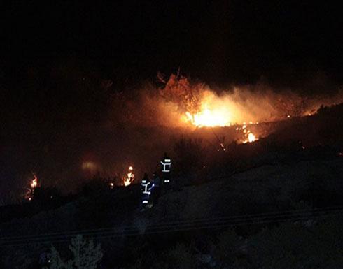 """انفجار غامض في موقع إيراني بمدينة """"البوكمال"""" السورية"""