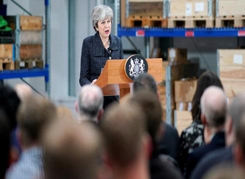 ماي تحذر: بريطانيا قد لا تخرج أبدا من الاتحاد الأوروبي