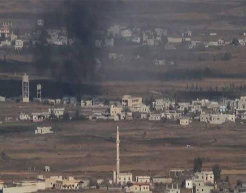 إسرائيل: وجهنا أوسع ضربة للدفاعات السورية منذ 1982