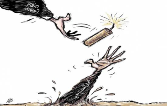 النظام السوري والحل االسياسي