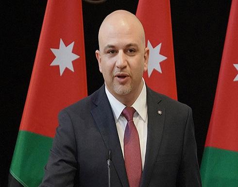 بيان حكومي حول مخالطة الوزير الغرايبة لوزير عراقي مصاب بكورونا