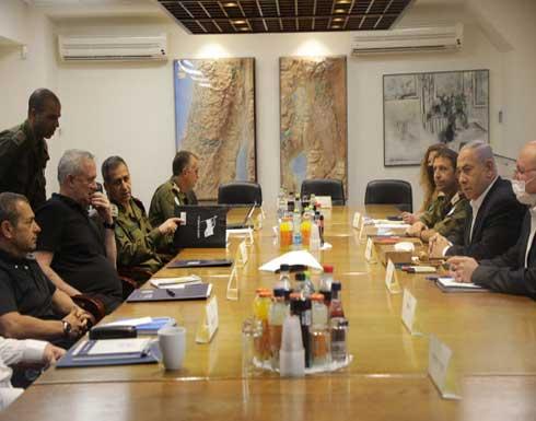 نتنياهو يجري مشاورات أمنية وقرار بتعطيل الدراسة في تل ابيب