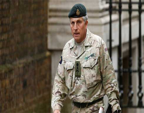 """قائد الجيش البريطاني: نتعاون مع """"طالبان"""" على الأرض ونعتقد أنها تغيرت"""
