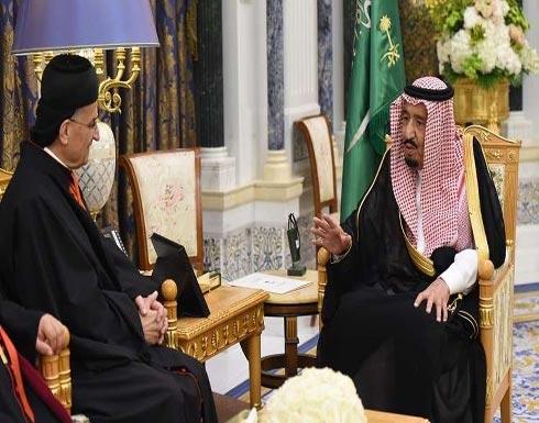 الراعي يلتقي القيادة السعودية والحريري في الرياض