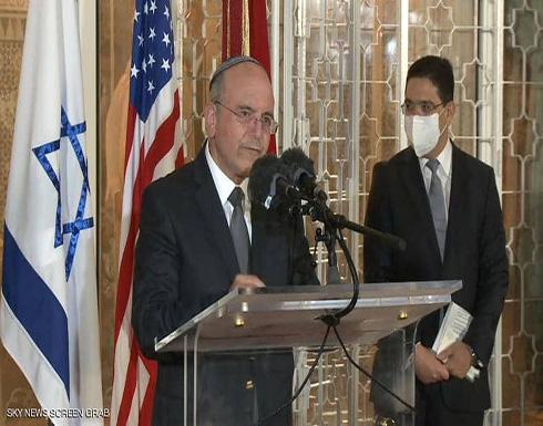 بلهجة مغربية.. مستشار الأمن القومي الإسرائيلي يشكر المغاربة .. بالفيديو