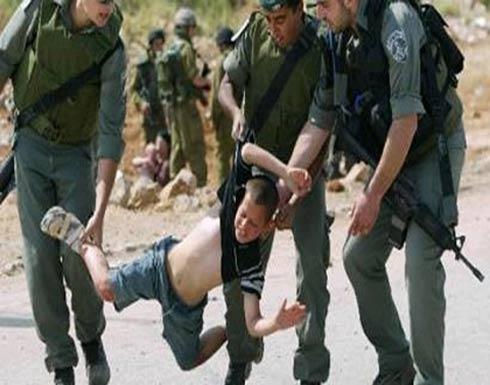 قلق أوروبي من اعتقال إسرائيل لقاصرين فلسطينيين