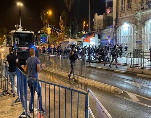 إصابة 4 فلسطينيين خلال موجهات مع قوات إسرائيلية بالقدس