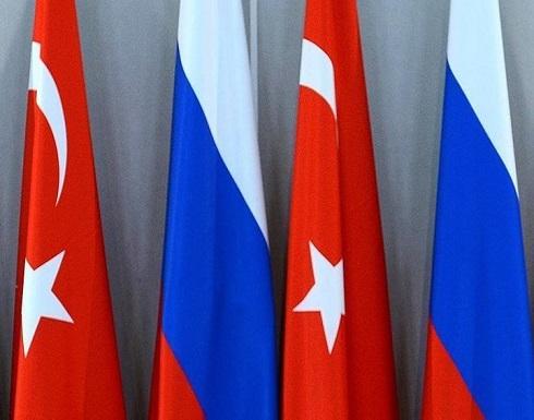 مباحثات بين تركيا وروسيا تتناول الملفين السوري والليبي