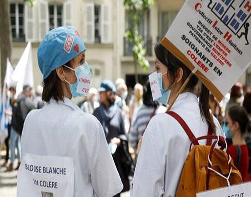 فرنسا.. تسجيل 111 حالة وفاة جديدة بفيروس كورونا