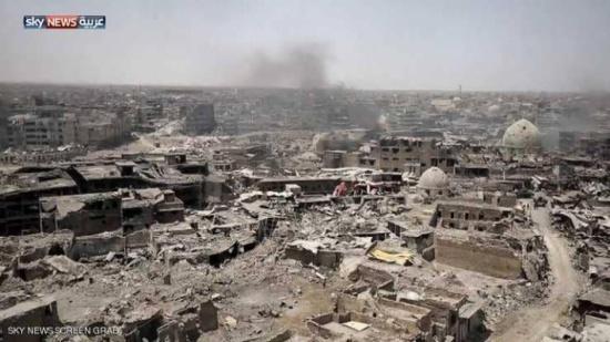 العراق يعلن تكلفة إعادة إعماره