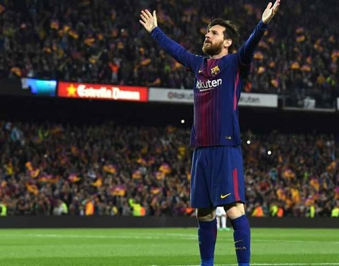 ميسي يستعد لمفاجأة برشلونة
