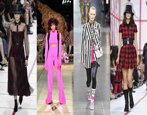 شاهدي أفضل أزياء خريف وشتاء ٢٠١٩ (صور)