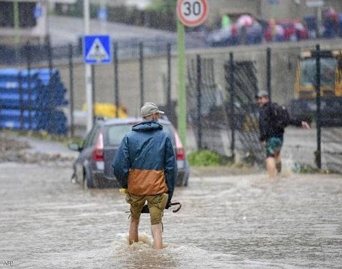 عشرات الضحايا.. أوروبا تحن تحت وضأة الفيضانات